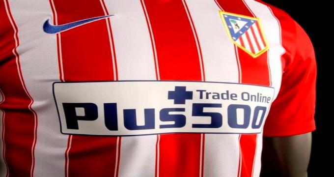 Plus500, atletico