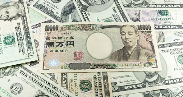 dollar, yen