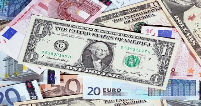 greenback, dollar, euro