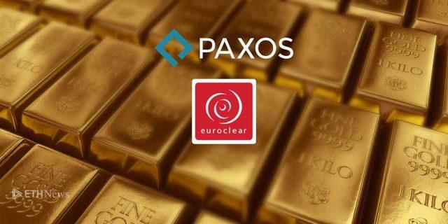 Euroclear, blockchain, gold