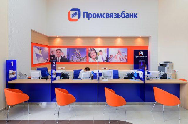 Promsvyazbank, forex